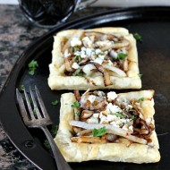 Blue Cheese Onion Tart