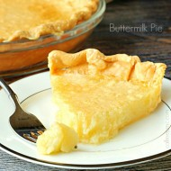 PMc's Buttermilk Pie