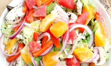 SWEET AND SOUR CITRUS SALAD