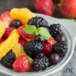 Favorite Fruit Salad full of color and nutrients, this salad recipe is delicious and easy to make.