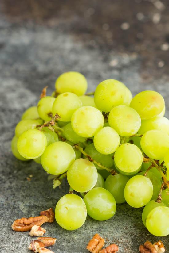 Green grapes Refreshing Grape Salad