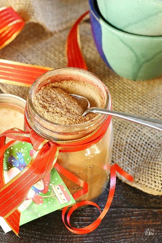 Hot Cocoa in a Mug via callmepmc.com