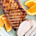 ORANGE MARMALADE PORK TENDERLOIN