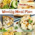 Weekly Meal Plan 3
