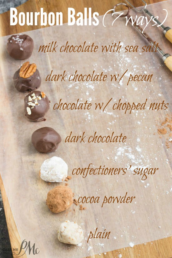 This is an authentic Kentucky Bourbon Balls recipe. They are rich, smooth, decadent, and delicious! It's a Southern delicacy of a sweet boozy confection of sugar, pecans, and bourbon.