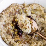 SLOW COOKER OATMEAL