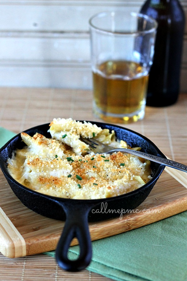Muentser Mac and Cheese