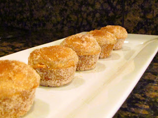 Praline Muffins