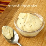 Lemon Dill Mayonnaise
