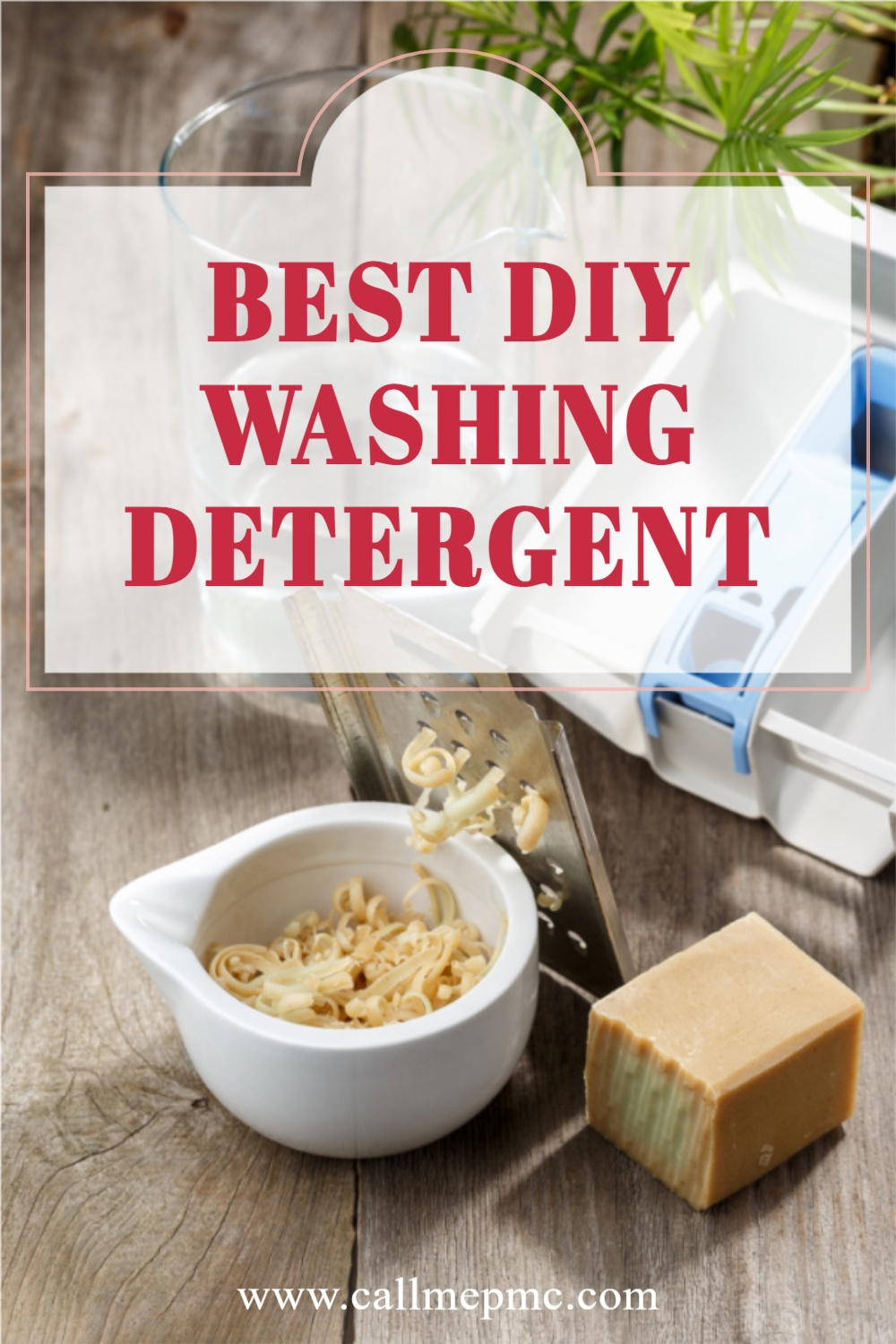 Best DIY Washing Detergent, much cheaper than store-bought! Learn how to make homemade laundry soap for just pennies!
