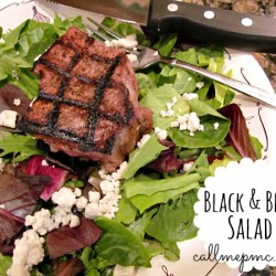 Black-and-Blue-Salad #callmepmc