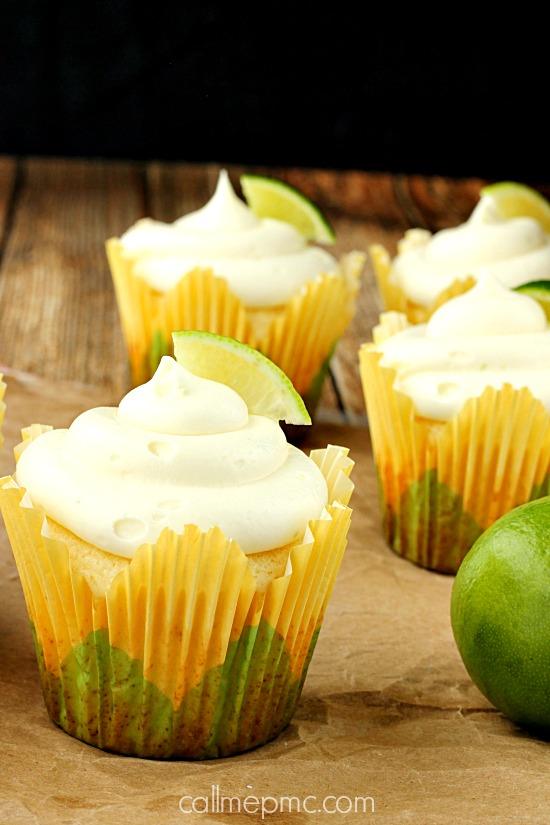 Margarita Cupcakes label 2