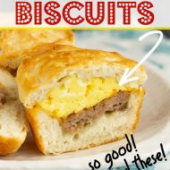 STUFFED BISCUITS