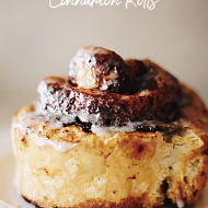 Traditional Cinnamon Rolls