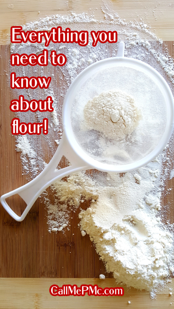 Everything you need to know about flour. The Scoop on Flour