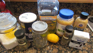 Lemon and Herb Vinaigrette