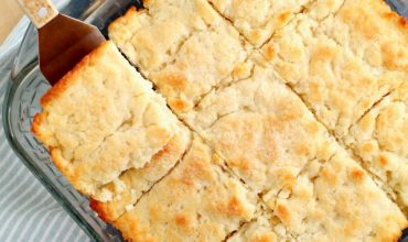 BUTTERED PAN BISCUITS