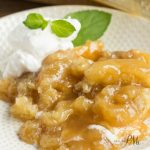 Caramel Cobbler recipe