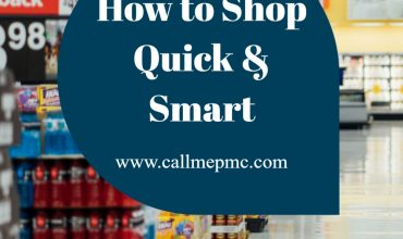 Time Management ~ Navigating the Grocery Store