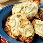 Jalapeno Cheese Grilled Chicken