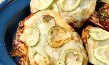 Jalapeno and Cheese Grilled Chicken