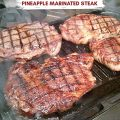 PINEAPPLE MARINATED RIBEYE