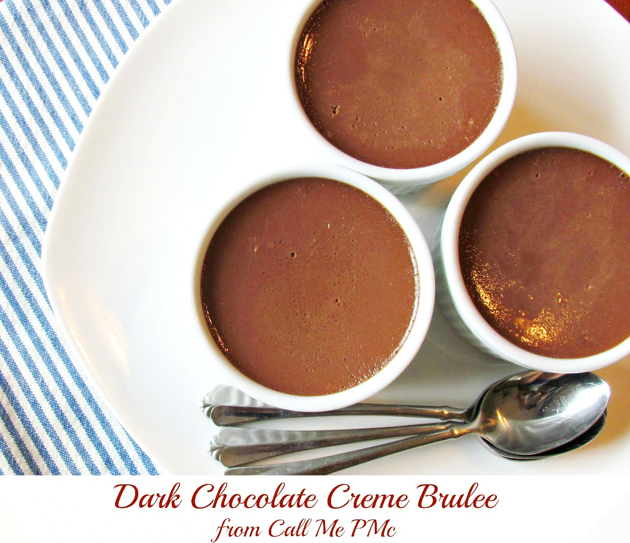 chocolate creme brulee recipe