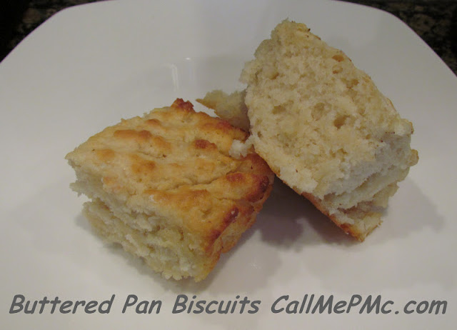Buttered Pan Bisuits #callmepmc
