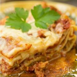 Classic Lasagna with Turkey