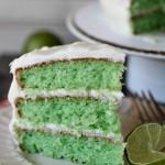 Easy Key Lime Cake