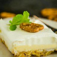 No Cook Lemon Crunch Dessert Recipe