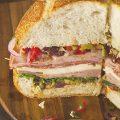 Classic New Orleans Muffuletta Sandwich Recipe