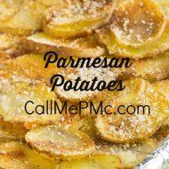 Parmesan Potatoes recipe
