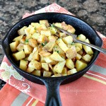 Skillet Potatoes and Our Favorite Foods