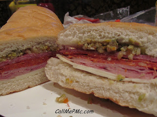 Classic New Orleans Muffuletta Sandwich Recipe is the quintessential New Orleans Sandwich.