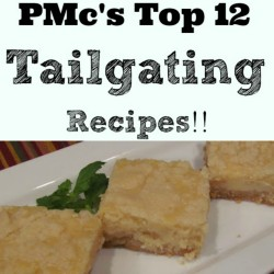 top 12 tailgating recipes from www.callmepmc.com