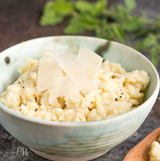 How to Make Basic Risotto. Basic Parmesan Risotto recipe