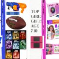 Top Girls and Boys Toys Ages 7 to 10