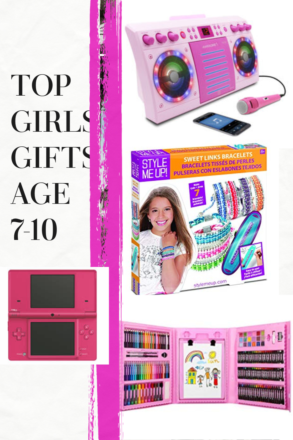 Top Girls and Boys Toys Ages 7 to 10 #gifts #girls #Christmas