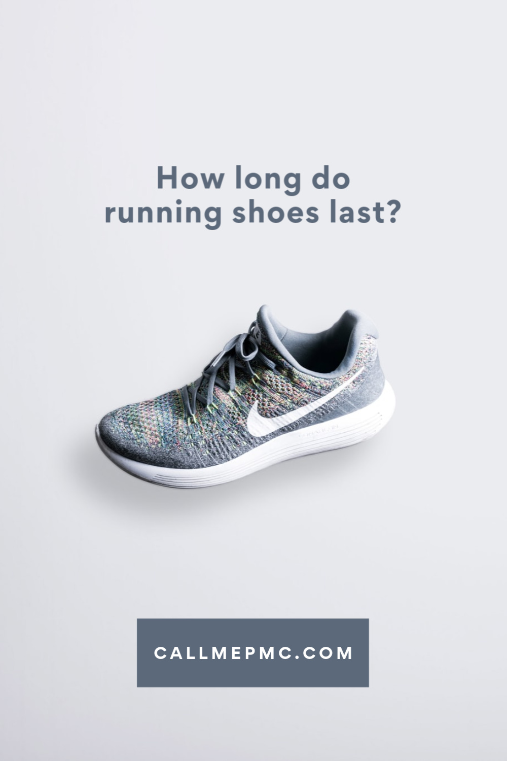 How many miles should you wear your running shoes? #running #shoes #howto via @pmctunejones