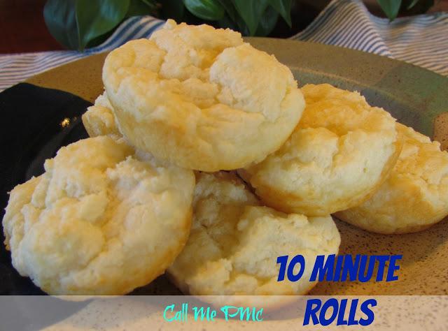 10 Minute Rolls