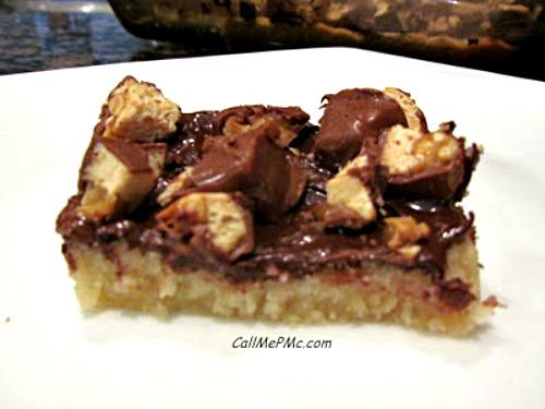 Sugar Cookie Bars #callmepmc #cookies