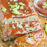 Sweet and Tangy Meat Loaf