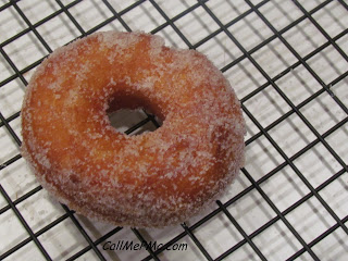 Donuts from Canned Biscuits