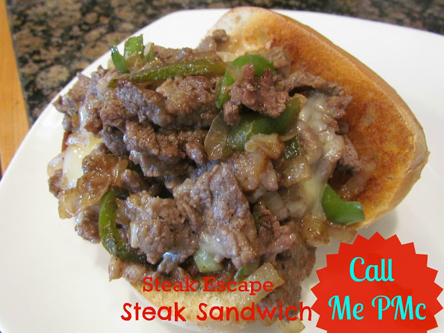 Steak Escape Steak Sandwich