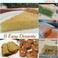 Six Easy Desserts from Call Me PMc