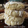 Almond Crunch Cookies