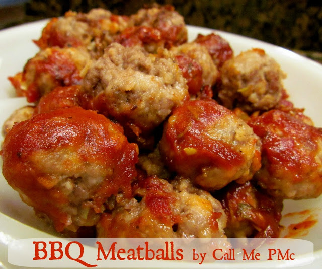 BBQ Meatballs » Call Me PMc