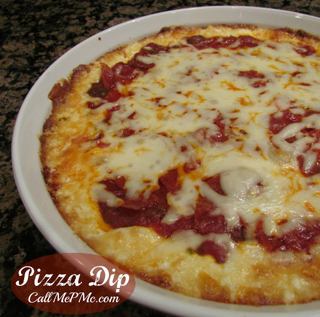 To Die For Pizza Dip #callmepmc