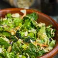 Oriental Salad Recipe with Sweet & Sour Dressing